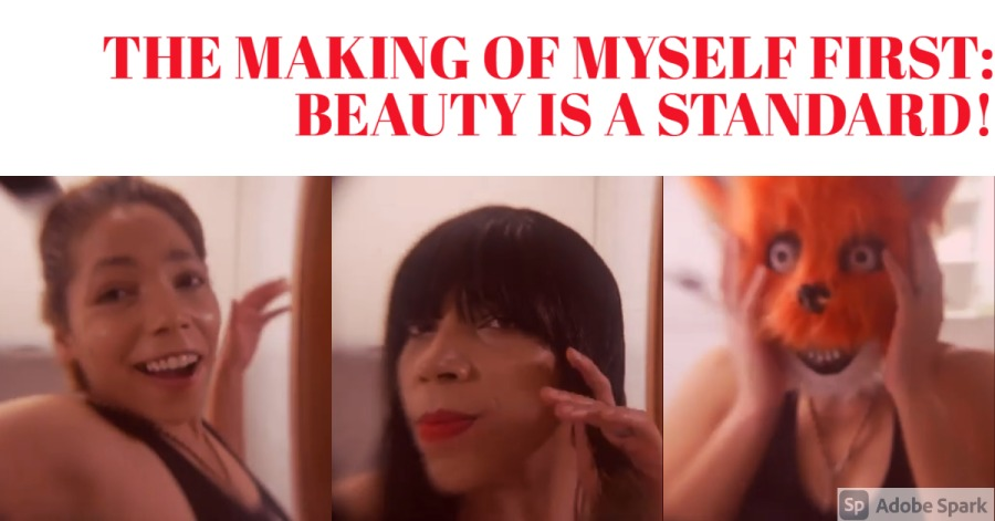 MAKING OF MYSELF FIRST: INDIE MUSIC VIDEO SHOT IN ANYANG, SOUTH KOREA by LAB!THE MAKING OF MYSELF FIRST: BEAUTY IS A STANDARD!