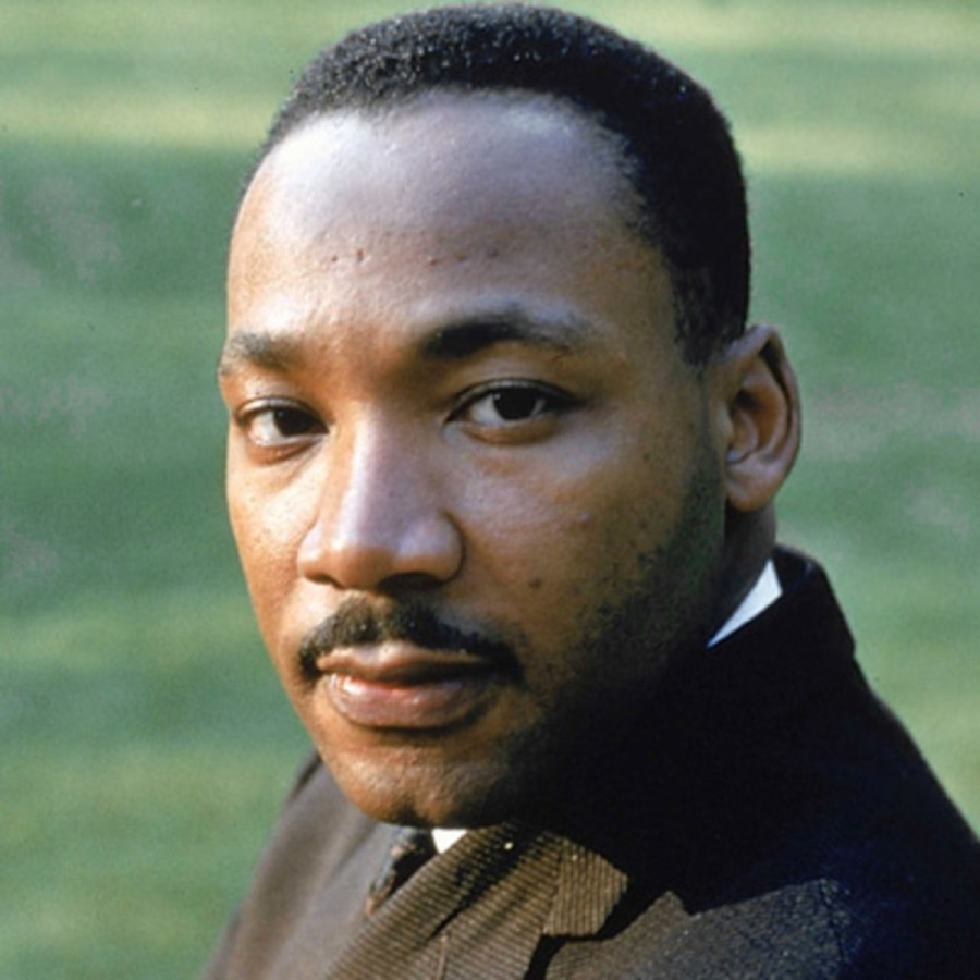 Martin Luther King Jr: Black Lives Matter by Lyon Brave