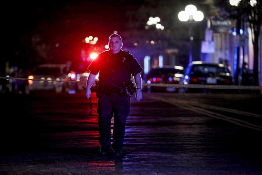 Mass Shooting In My Home Town: Not A Good Year For Dayton 2019PL hr oot