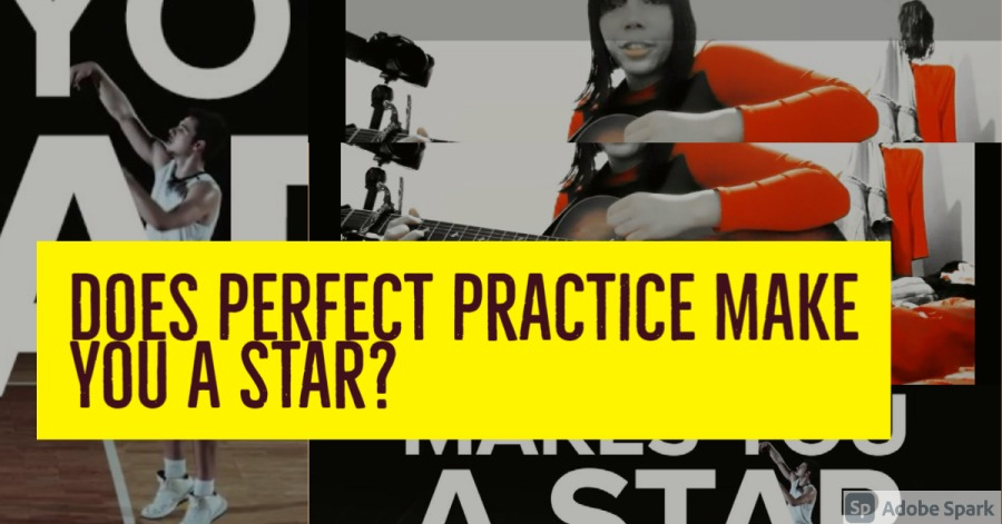 MUSICIANS: DOES PERFECT PRACTICE MAKE YOU A STAR!  <a class=