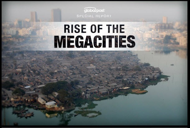 Nostradamus Would Predict Bangladesh Is Going To Drown.RISE OF THE _ MEGACITIES  p=