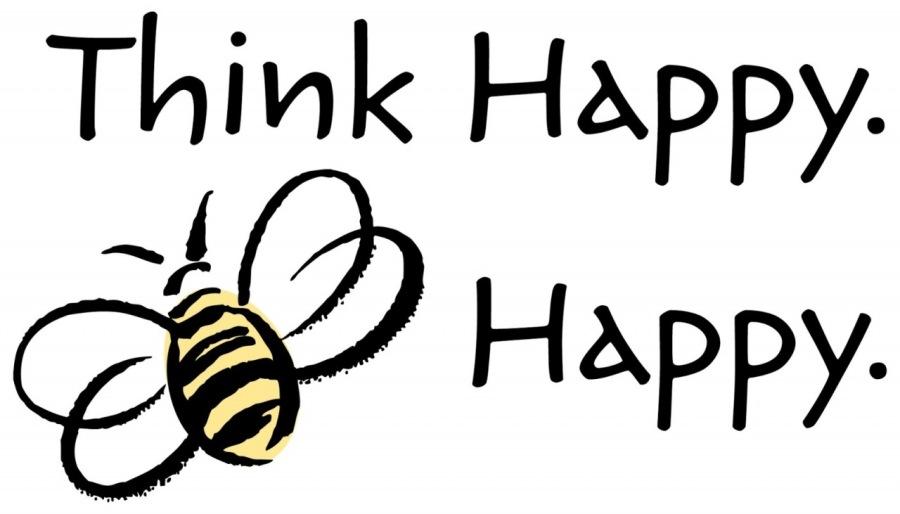 Think Happy. ~J Z/ Happy.
