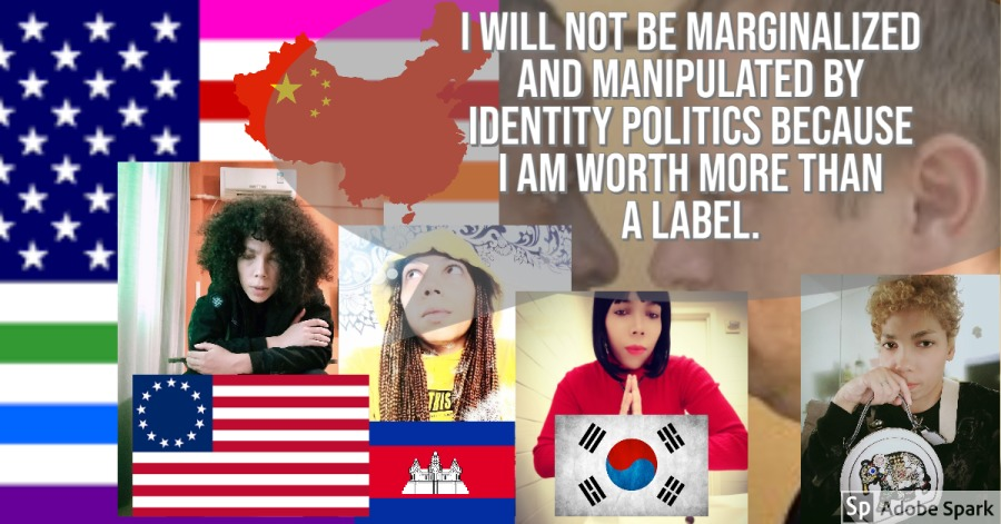 Racism Is Boring - I hate Identity Politics So I Moved To South Korea From America to be BRAVE!