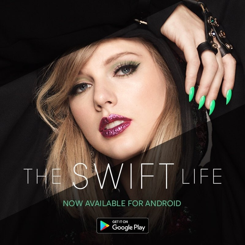 TAYLOR SWIFT: 5 RULES TO LIVE THE SWIFT LIFE! (Lyon Brave)NOW AVAILABLE FOR ANDROID  Yo -
