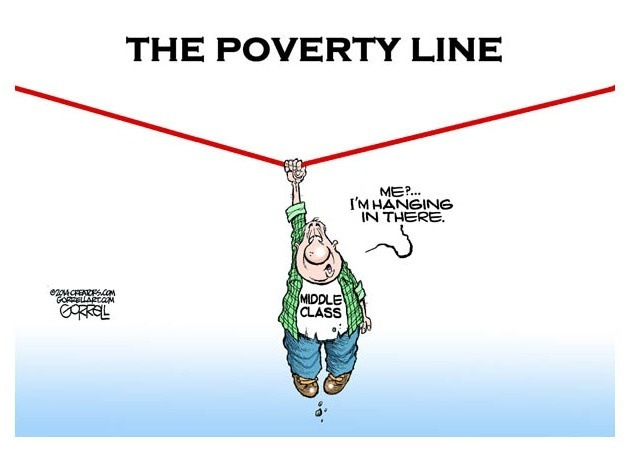 THE POVERTY LINETHE POVERTY LINE