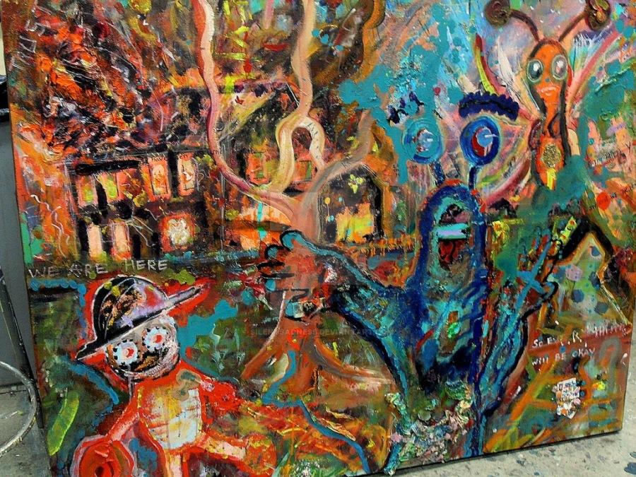 VOLUME 1: COOL ARTWORK BY LYON BRAVE