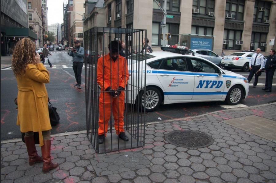 WE NEED TO REVOLUTIONIZE THE PRISON SYSTEM by Lyon BraveA  : I' 4 A Lf  5 i     1