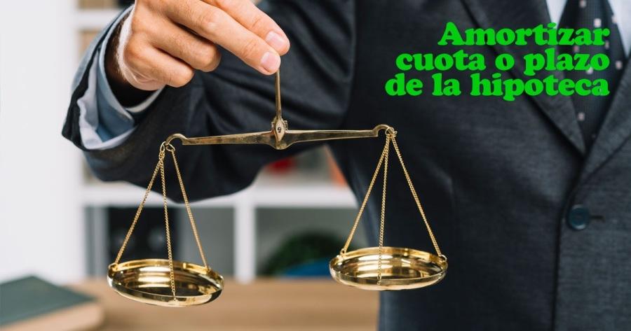 Amortizak:   cuota o plazp. de 1a hipoteca