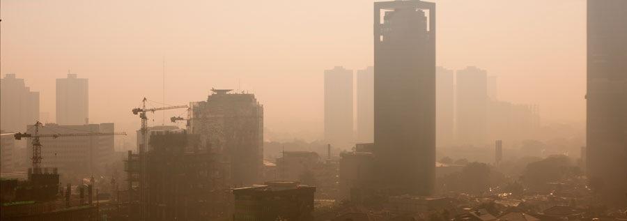 ¿Es posible reducir la contaminación del aire?