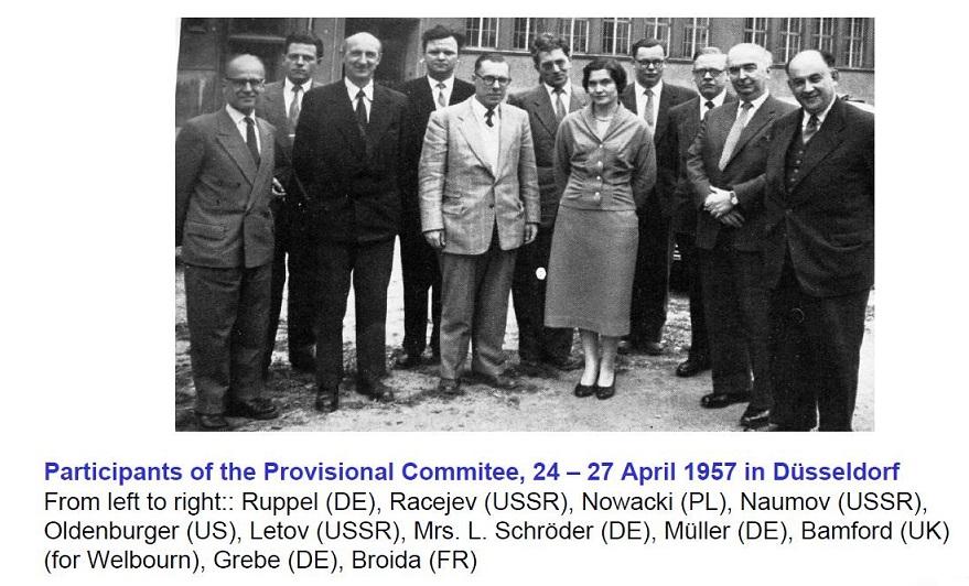 Present Developments in Control Theory  IFAC 50th Anniversary Celebration Heidelberg