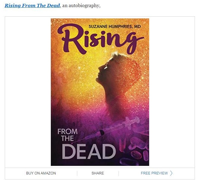Rising From The Dead, sn aut