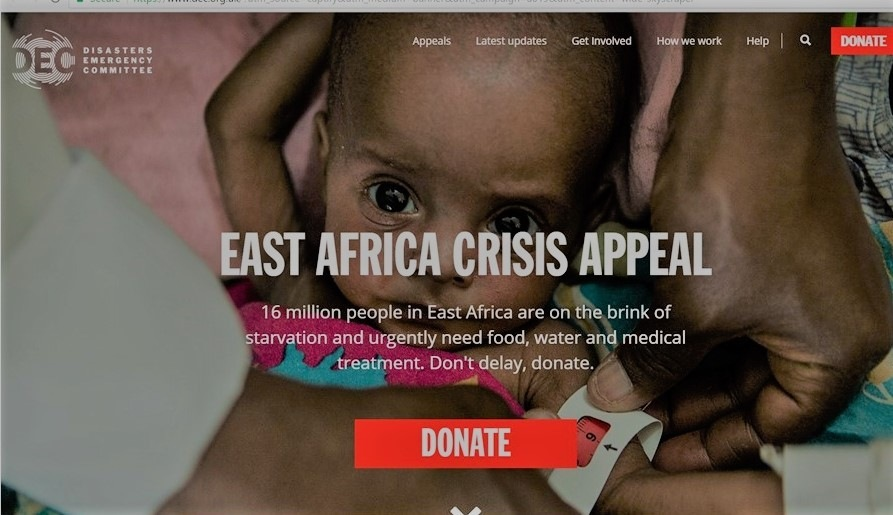 The Crocodile Tears of Somalia Famine