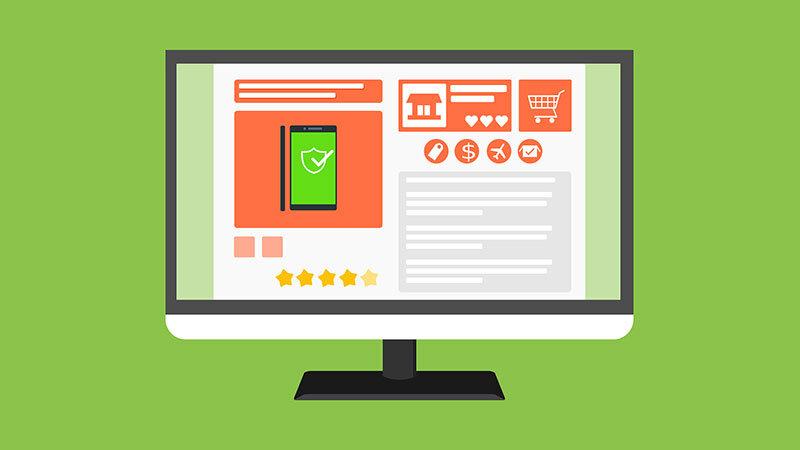 imágenes de producto en eCommerce