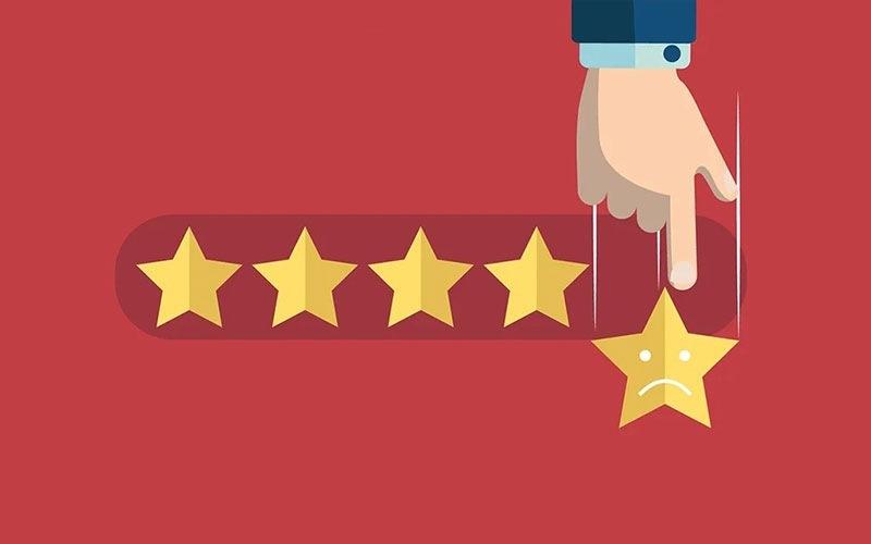 Cómo responder a las reseñas negativas