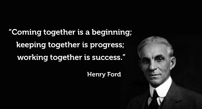 Collaboration Is The Keystone Of Great Leadership