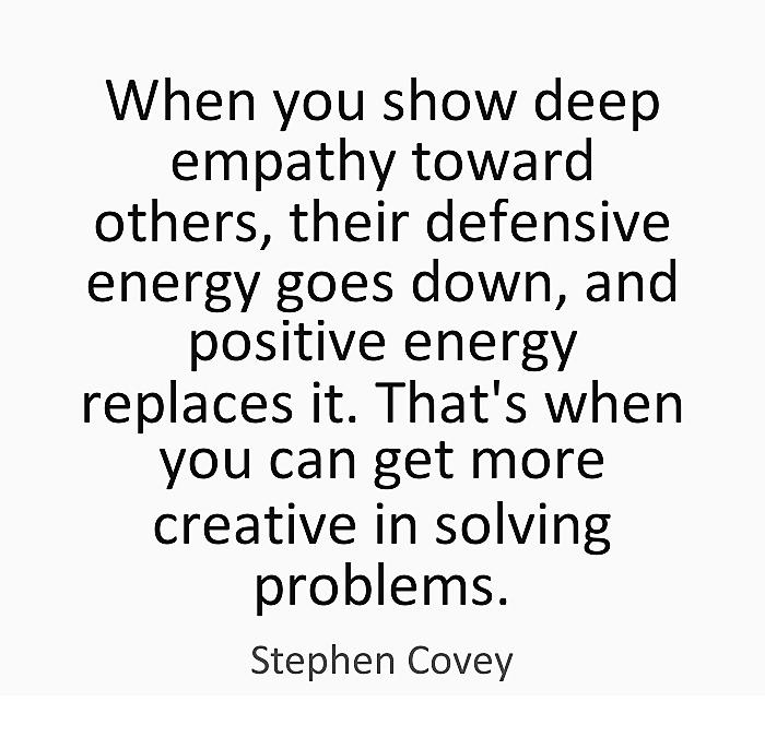Empathy Is True Leadership