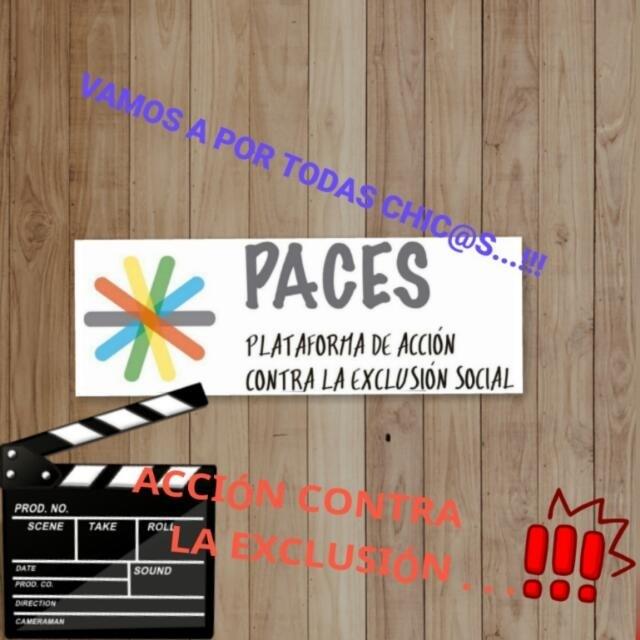 PACES  PLATASORIA DE ACCION (ONTRA LA EXCLUSION SOCIAL