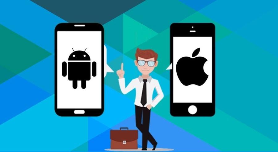 Weighting iOS App Development against Android App Development