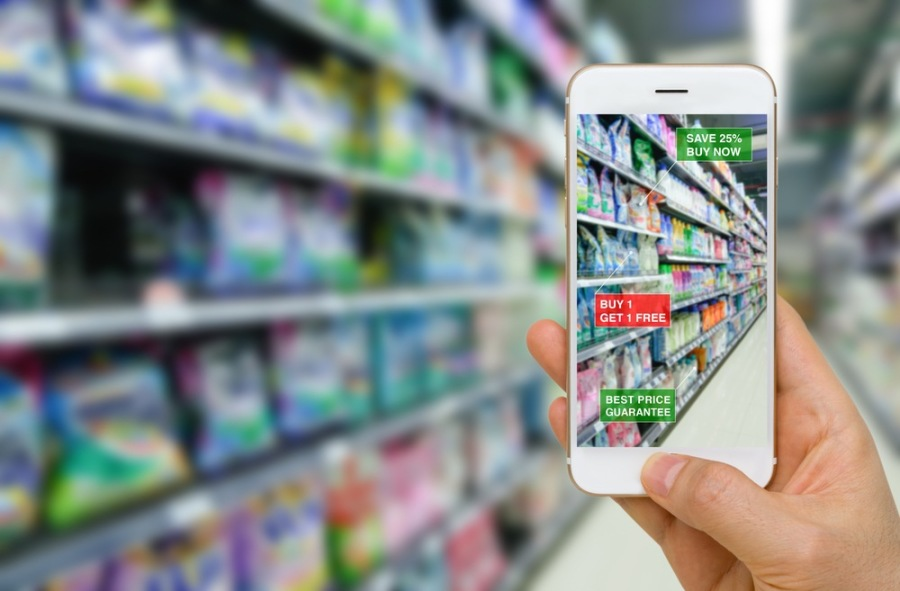 5 Examples of Augmented Reality Online Shopping