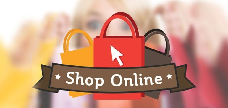 * Shop Online *