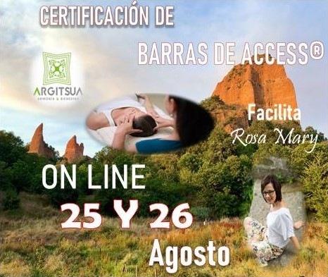Certificación Internacional en Barras de Access®