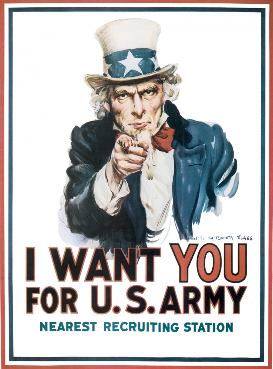 FOR U. S.ARMY  NEAREST RECRUITING STATION