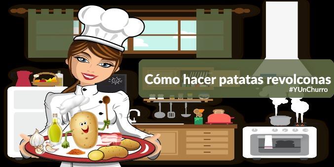 bh SH Pad |  NS            Cémo hacer patatas revolconas  bs 4  ITF