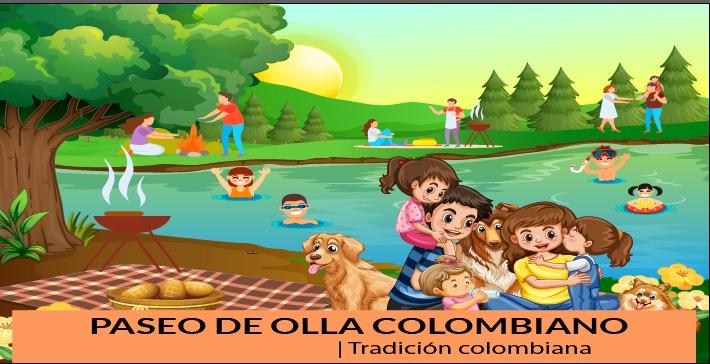 PASEO DE OLLA COLOMBIANO  | Tradicion colombiana