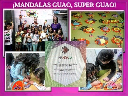 MANDALAS GUAO, SUPER GUAO!