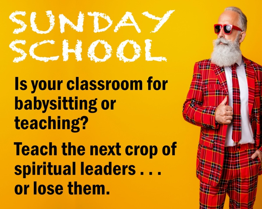 Christian Homeschooling is Different Than Sunday School