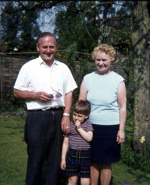 Can you learn from Grandparents and their values