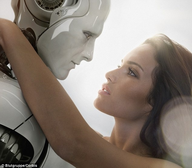 Can you really fall in love with a robot?