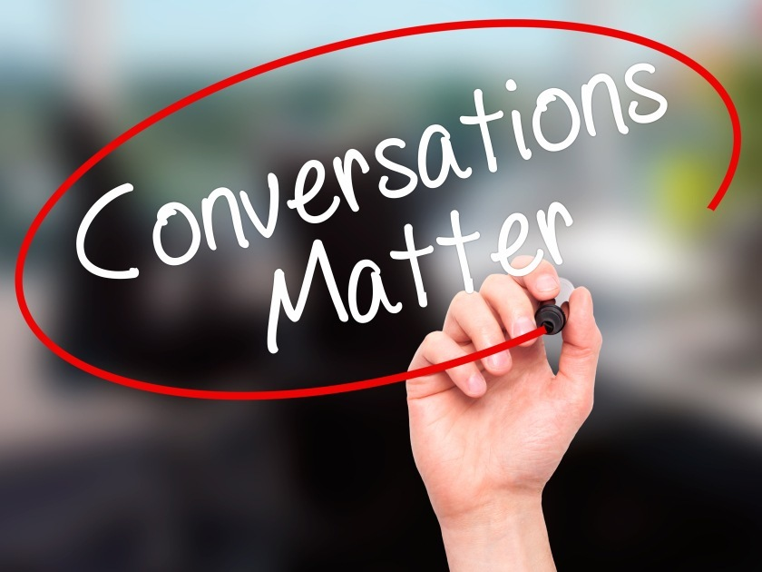 Every day we interact with hundreds of people across dozens of platforms, but how can a meaningful conversation help your business?