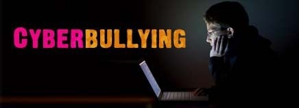 Is cyber bullying really necessary?CYBERBULLYING §  h%.