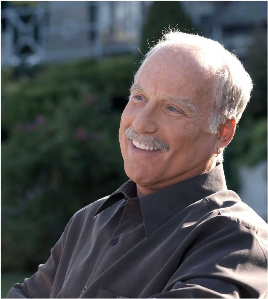 The fascinating life of Richard Dreyfuss and why the need for a human interaction