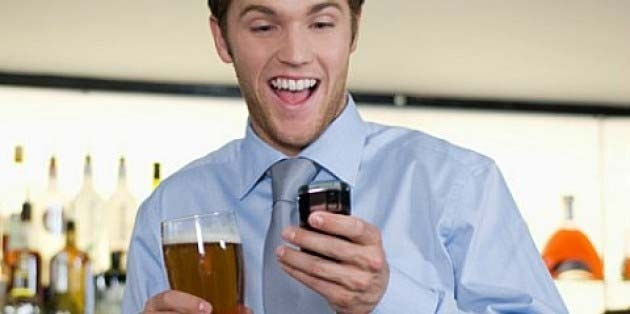 With wine and app messaging - do we find the truth?
