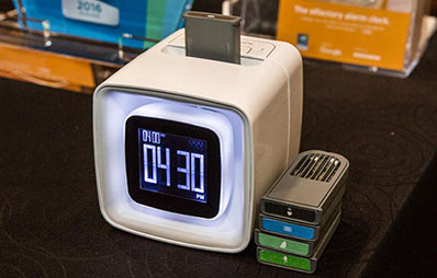 Productos singulares: Despertador sensorial Sensorwake - Blog de Francisco  Torreblanca
