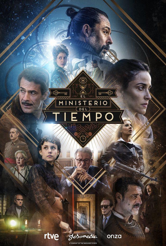 El Ministerio del Tiempo. Serie TV - FormulaTV— bomedie.  onza