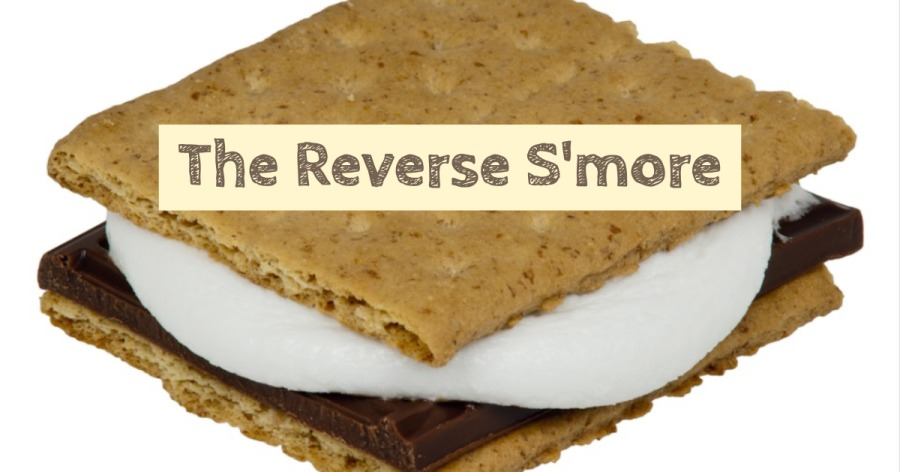 The Reverse S'more