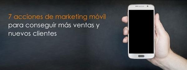 acciones de marketing mov para conseguir mds ventas y nuevos clientes