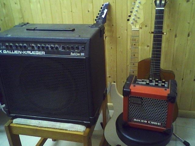 Equalizing the amp