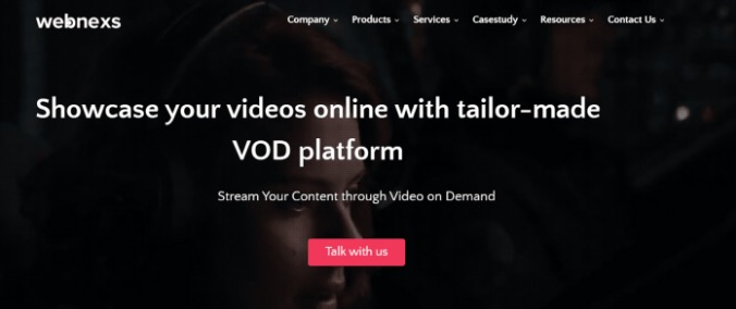 [rrTinesIy a RENT,  Showcase your videos online with tailor-made VOD platform  Stream Yous Contest theongh Video on Demand