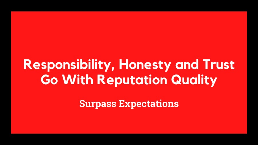 How Strong is Your Humility and Courage in Reputation Adversity