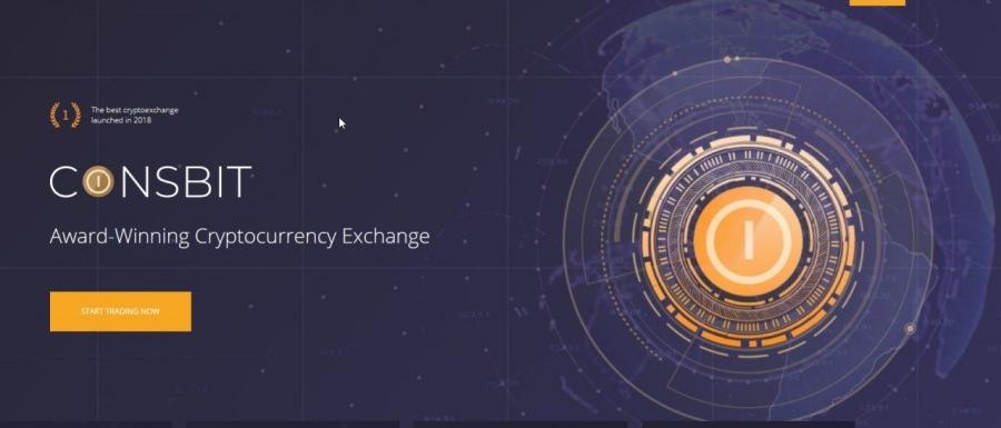 Bee  CONSBIT  Award-Winning Cryptocurrency Exchange