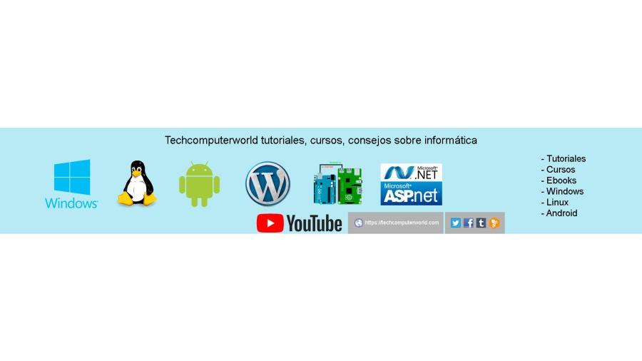 Techcomputerworid Ttonales. Cursos, conse;os sobre mformatca  500 es Windows Yolube = one  Tutoriales  + Epocks.  mx