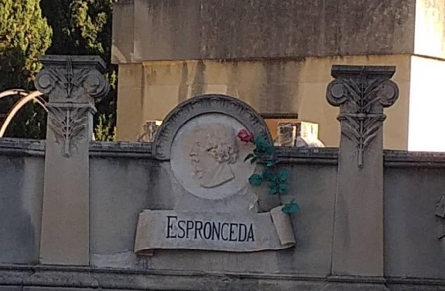 MUERTE A ESPRONCEDA, UN CANTO A TERESA MANCHA