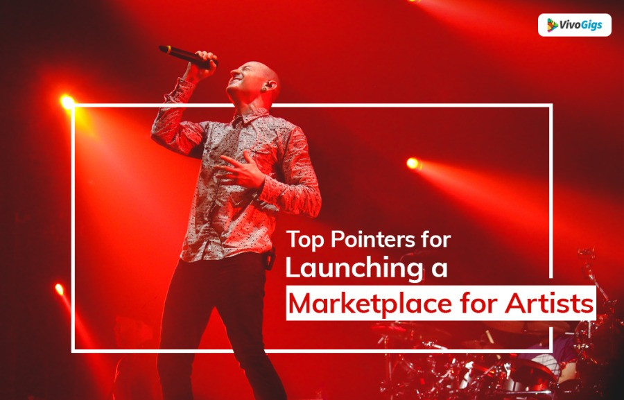 IR / gre J Top Pointers for Launching a  Marketplace for Artists  pg = N | Pra