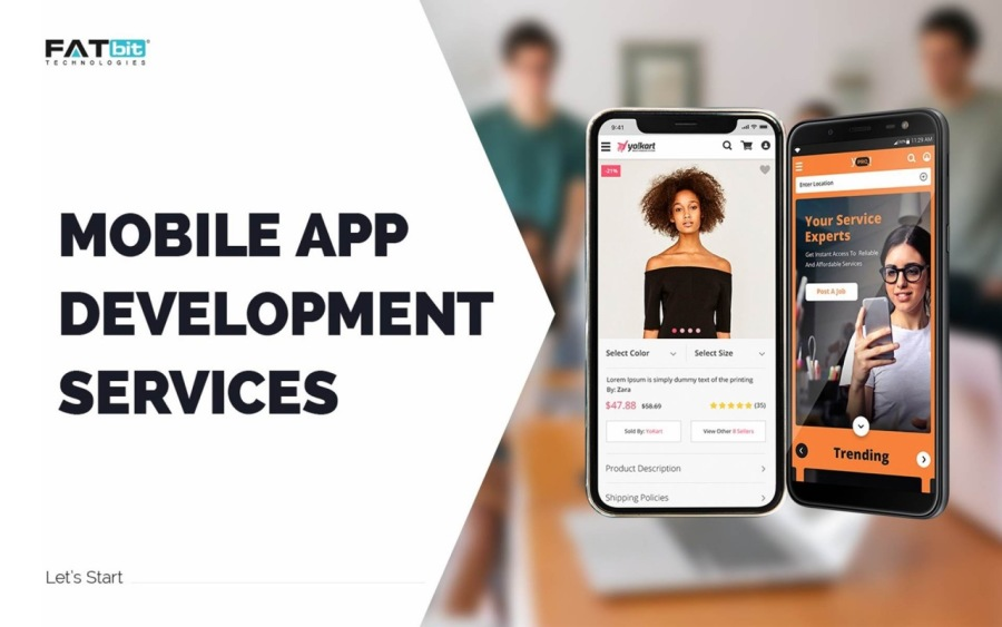FATED        MOBILE APP DEVELOPMENT SERVICES
