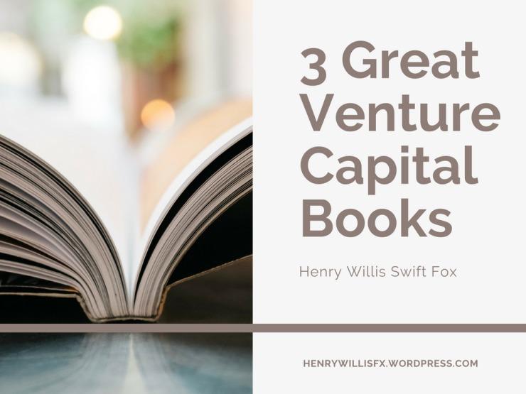 3 Great Venture Capital Books