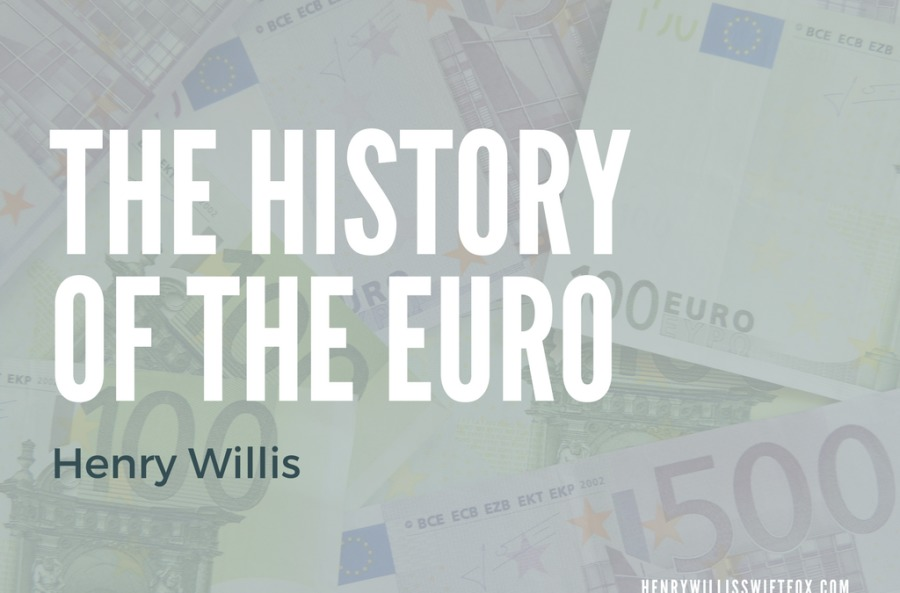 THE HISTORY OF THE EURD  HENRYWIILISSWIFTERY NM